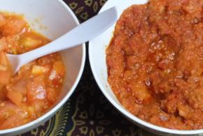 Sambal goreng tomat