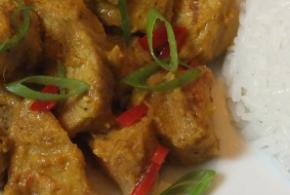 Kari babi, Indische curry met varkensvlees