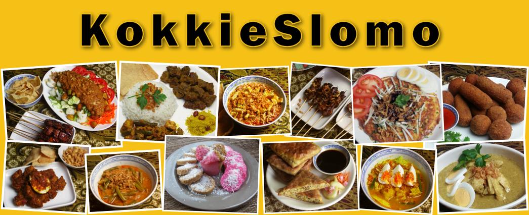 Kokkie Slomo – Indische recepten